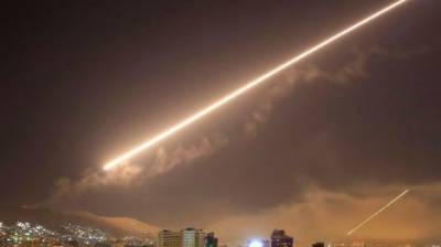 Syrian air defences shoot down Israeli missiles: state media
