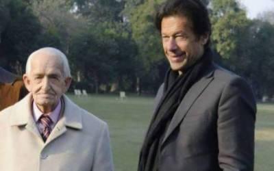 PM Imran's teacher Geoffrey Langlands passes away