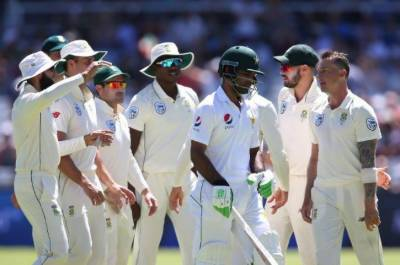 2nd test: South Africa take lead over Pakistan by 104