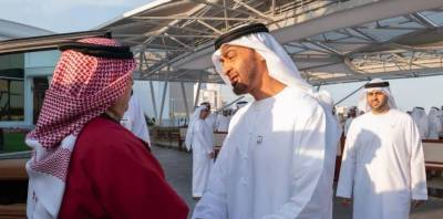 Crown Prince of Abu Dhabi to arrive in Islamabad on Sunday