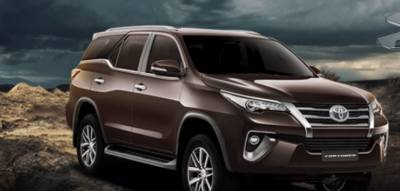 Toyota Motors increases prices for all vehicles