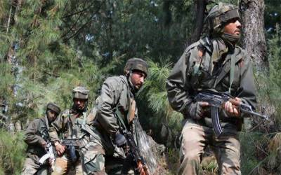 Civilian martyred in unprovoked firing by Indian troops along LoC: ISPR