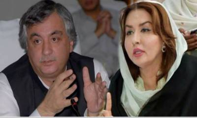 PPP's Arbab and Asma Alamgir indicted in assets beyond means reference