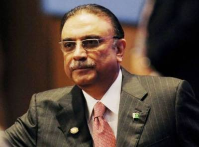 PTI withdraws disqualification petition against Asif Zardari