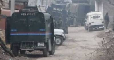 Several injured as Indian forces open fire at a funeral in IoK