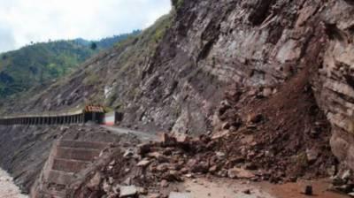 Bodies of nine recovered from landslide-trapped van on Karakoram Highway