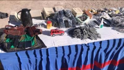 Major terror bid foiled, suicide bomber arrested alive in Balochistan