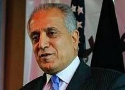 US envoy Zalmay Khalilzad's Pakistan visit postponed