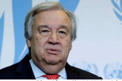 UN chief Antonio Guterres hopes for 'meaningful' Pak-India talks