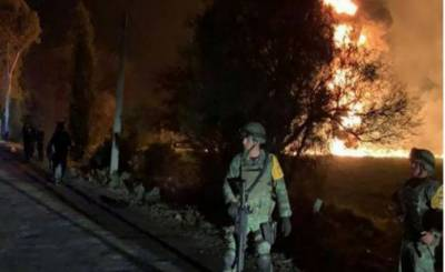Death toll reaches 73 in Mexico petrol pipeline explosion