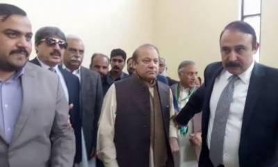 IHC issues notices to Nawaz Sharif, NAB over appeal against Al Azizia verdict
