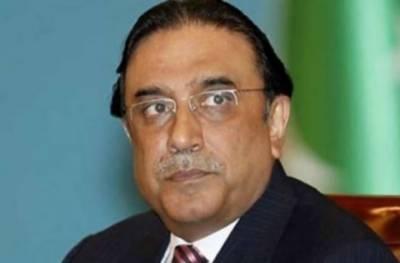 PTI files disqualification petition against Asif Zardari in SC