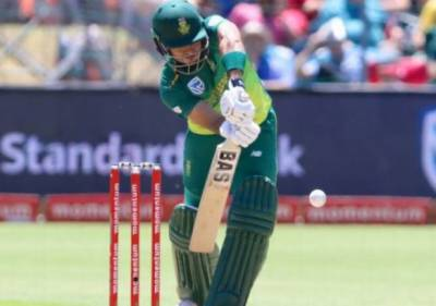 2nd ODI: South Africa beat Pakistan by five wickets