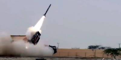 Video: Pakistan successfully test-fires surface-to-surface ballistic missile 'Nasr'