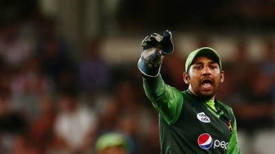 Breach of ICC's anti-racism code: Sarfraz suspended for four matches