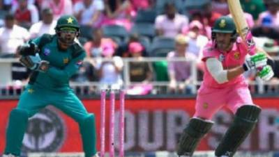 South Africa opt to field in decisive ODI against Pakistan