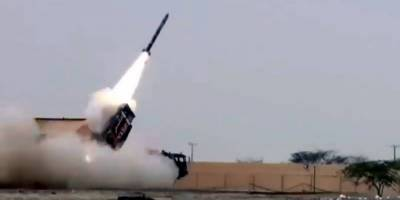 Pakistan conducts another successful launch of ballistic missile 'Nasr': ISPR