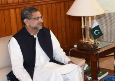 LNG contract case: NAB summons Khaqan Abbasi on Friday
