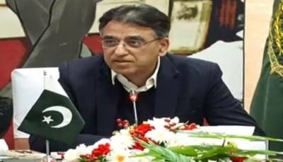 Asad Umar chairs 1st meeting of reconstituted NFC