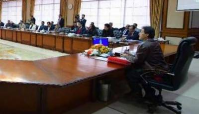 Federal cabinet discuss political, economic situation