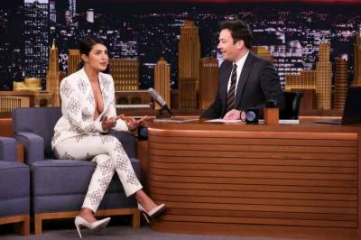 Watch: Priyanka reveals why she added Nick's last name to hers