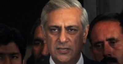 Top court restores former AGP Irfan Qadir's licence