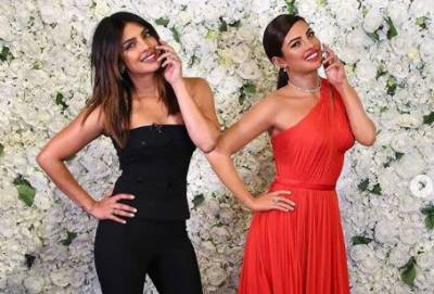 Priyanka Chopra gets wax statue at Madame Tussauds in NY: Video, pics