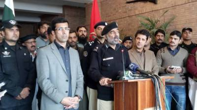 Khyber Pakhtunkhwa IGP, chief secretary removed from posts