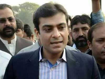 Hamza Shehbaz gets 14-day extension for stay in London
