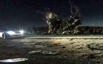 Iran summons Pakistani envoy over IRGC attack