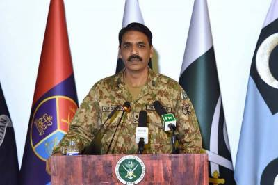 Pakistan does not want war, but prepared to respond any aggression: ISPR DG