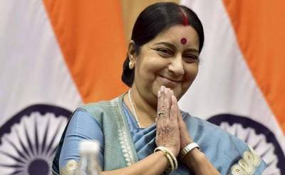 Does not wish to see further escalation with Pakistan: Sushma Swaraj