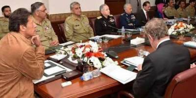PM chairs NCA meeting, discusses response to India's LoC violation