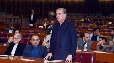 Qureshi denies to attend OIC's council of foreign ministers in UAE