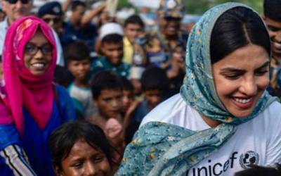Petition filed to remove Priyanka Chopra as UNICEF's 'Goodwill Ambassador'
