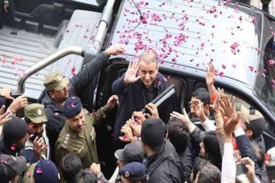 Accountability court sends Aleem Khan to jail on judicial remand