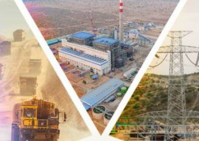 Thar coal plant starts production, adds 330MW electricity to national grid
