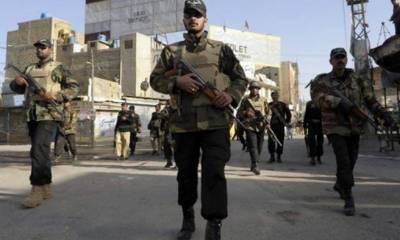 Six Levies personnel martyred in terrorist attack on Ziarat check post