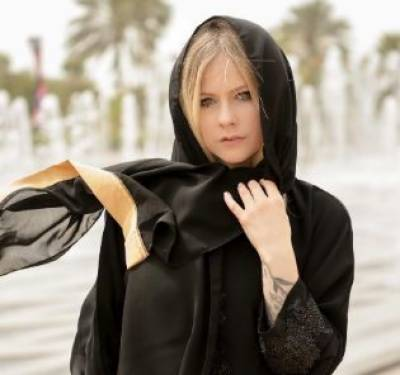 Avril Lavigne's abaya-clad pictures stun everyone