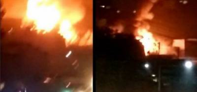 China chemical plant explosion leaves 6 dead, dozens injured