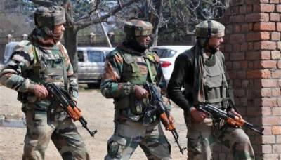 Indian troop kills three colleagues after a quarrel in IOK