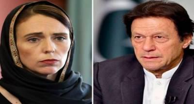 PM Imran calls New Zealand PM Arden, hails 'humane handling' of terror attack