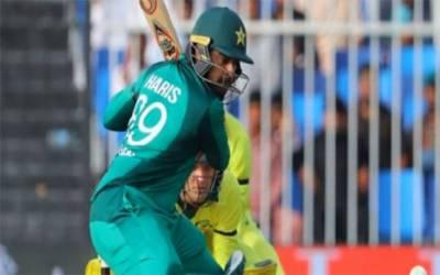 First ODI: Pakistan set 281-run target for Australia