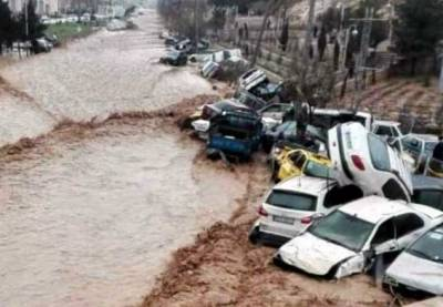 Death toll in unprecedented Iran floods rises to 23