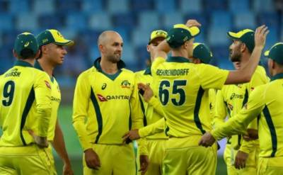 Australia sweep Pakistan 5-0 despite Haris hundred
