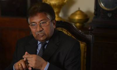 Musharraf will lose right to defend if doesn't appear before court on May 2, rules CJP