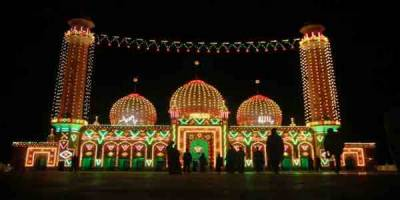 Shab-e-Miraj observed with religious fervour