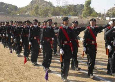 CM Mahmood announces merger of Levies, Khasadar Force into KP Police