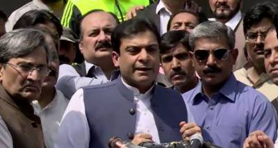 Hamza Shehbaz to appear before LHC for bail today