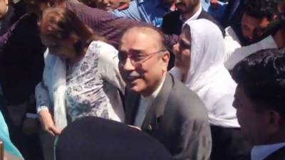 Fake accounts case: IHC extends Zardari, Faryal Talpur's pre-arrest bail till April 29